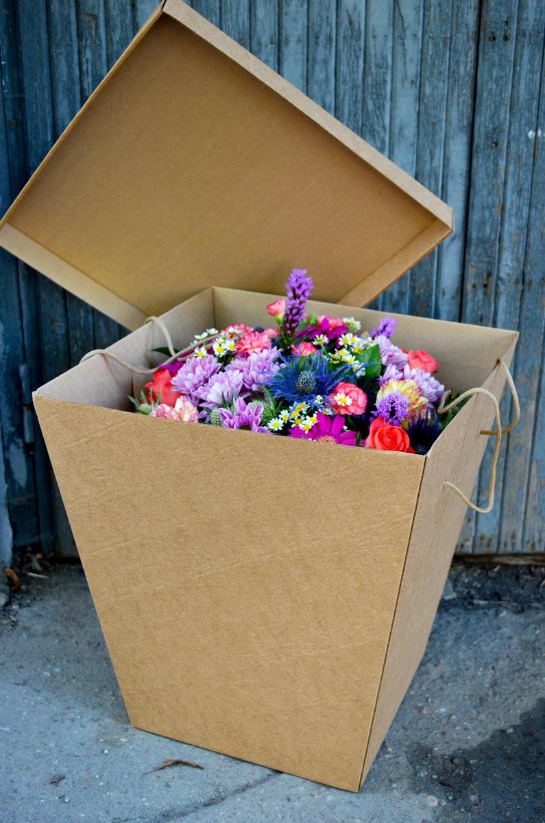 Коробка для транспортировки